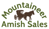 Mountaineer Amish Sales Logo