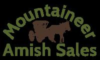 Mountaineer Amish Sales Logo